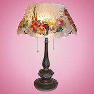 Pairpoint puffy Marlboro lamp