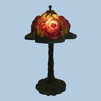 Pairpoint Rose Tree Lamp