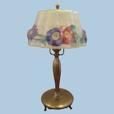 Pairpoint puffy Stratford lamp