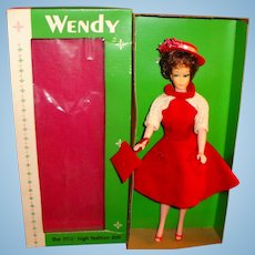 Elite Creations Barbie Look Alike Wendy Doll in Original Outfit and Box