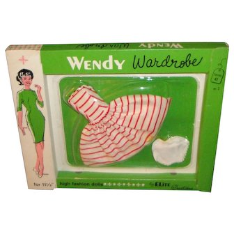 Elite Creations Wendy Never Removed from Packaging Red and White Sleeveless Dress