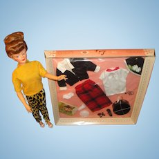 Ideal Liz Carol Brent Doll with 2 Original Outfits, One Mint in Box