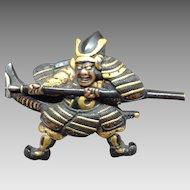 Shakado Samurai Tobacco Pouch Clasp