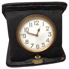 Circa 1900 Travel Clock