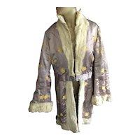 1920's French Boudoir Coat Flapper Charleston