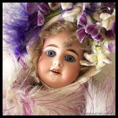 1894 Antique Armand Marseille Doll Bisque German