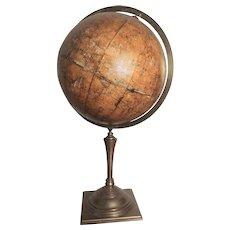 Celestial Globe with Brass Meridian