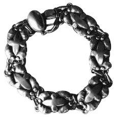 Georg Jensen Sterling Silver Bracelet No. 13