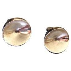 Georg Jensen Sterling Silver Earrings No. 136C by Nanna Ditzel