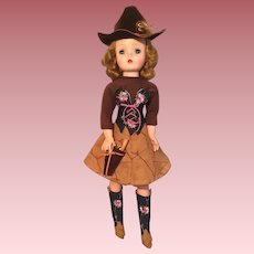 Cowgirl outfit for Cissy and others