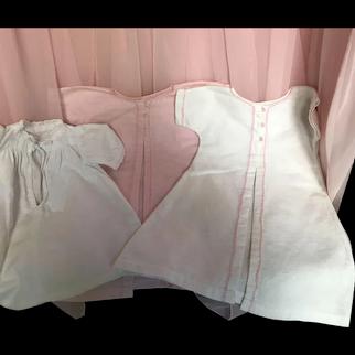 Sleepwear for antique baby
