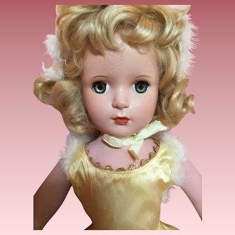 """Madame Alexander 17"""" Babs Skating doll"""