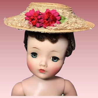 Two original Cissy hats plus extra