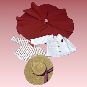 Nautical Cissy outfit