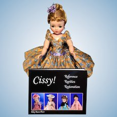 Cissy! Reference Rarities and Restoration book