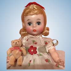 "Adorable 8"" Madame Alexander Wendy"
