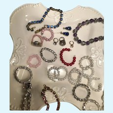 Great collection of Cissy or fashion doll jewelry