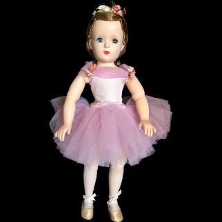 Stunning Madame Alexander Margot Ballerina