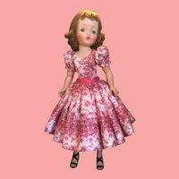 Vintage Cissy Daisy dress replica
