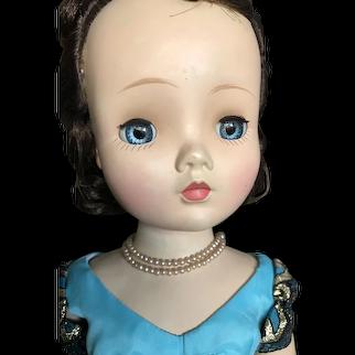 Rare Cissy face Blue Danube doll