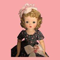 1956 Madame Alexander Cissy doll