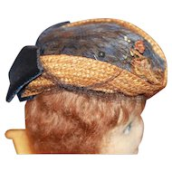 Antique Hat for Smaller Bebes