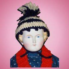Antique Parian Child Doll