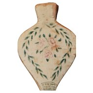 """Antique """"Bellows"""" Hand Painted for French Fashion, China Doll"""