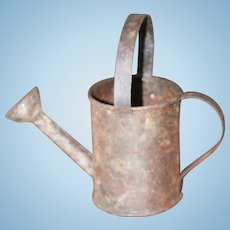 Miniature Watering Can for Antique China, Bisque Dolls