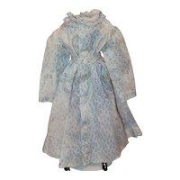 Fab 1860s Dress China, French Fashion Doll