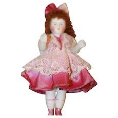 Mignonette Doll w/ Lustre Boots