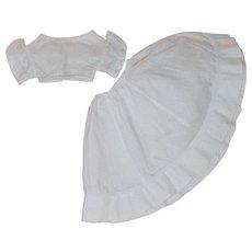 1860s-70s China Doll Dress
