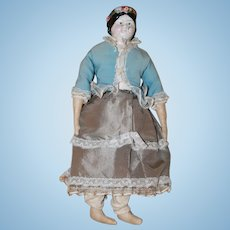 Provenance Rubber Doll 1858