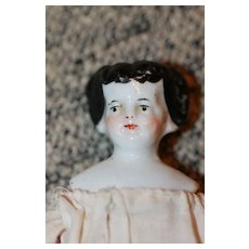 7 1/2 in Antique China Doll