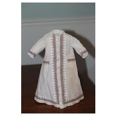 1860s-70s Dress Antique China, Fashion Doll