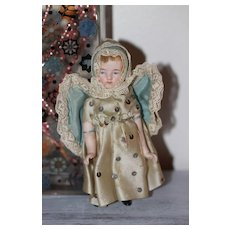 Antique Angel Doll
