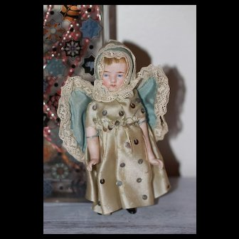 Antique Angel Doll