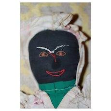 Topsy Turvy 1930s Doll
