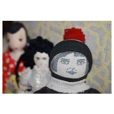 3 HM Cloth Dolls Nelke