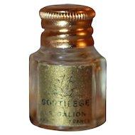 Miniature French Perfume Bottle Fashion Doll