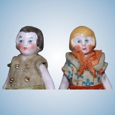 Flapper Dolls Dollhouse German