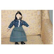 Early 1900s Rag Doll
