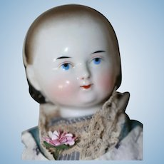 Antique Alice w/Taufling Body Beautiful China  Doll