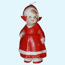 Antique Bisque Nodder Doll