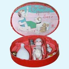 AO My Dolly Nursing Set