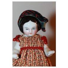 Miniature Fancy Hat for Antique Doll