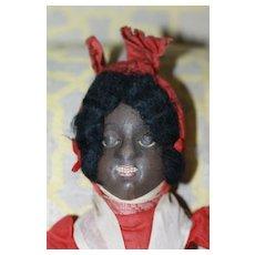VG Cond. Antique Bruckner Topsy Turvy Doll