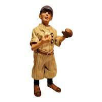 RARE German Baseball Player Candy Container