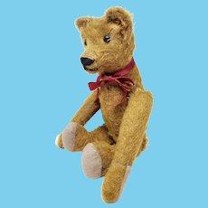 "Rare Antique 12"" Bing Somersault Teddy Bear"