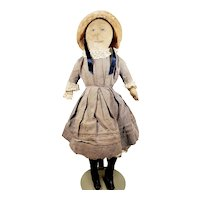Wonderful Early Cloth/ Rag Doll